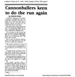 29 May 1994